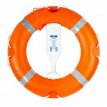 "30"" Lifebuoy - Solas 2.5kg - Orange, with premium line holder and 30M line"