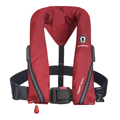 Lightweight Gas Lifejackets