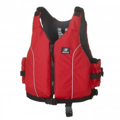 Baltic 50N Kids Radial Watersport PFD - Red - 2 sizes available!