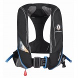 Crewsaver Crewfit 180N Pro Black Automatic Harness Lifejacket - Save £16!